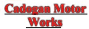 Cadogan Motor Works Limited logo
