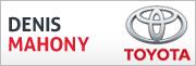 Denis Mahony Toyota (M50) logo