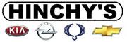 Hinchy's Garage Garryspillane logo