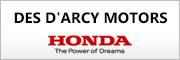 Des D'Arcy Motors Ltd.