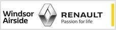 Windsor Airside Renault & Dacia logo
