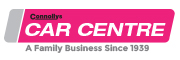 Connollys Car Centre logo