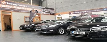 Newgrange Motor Centre premises