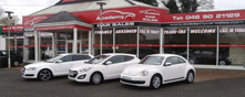 Academy Car Sales premises