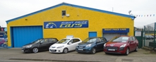 Right Price Cars premises