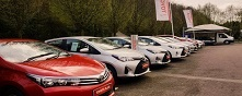 Grandons Toyota Cork premises