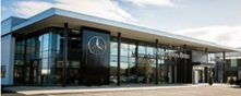 Connollys Mercedes-Benz Sligo premises