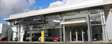 Blackstone Motors Cavan premises