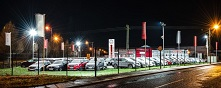 John McCabe Nissan Dundalk premises