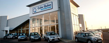 Colm Quinn Motorstore premises