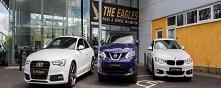 The Eagles Car Sales premises