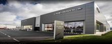Conlans Jaguar & Landrover premises