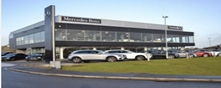 Connollys Mercedes-Benz Galway premises