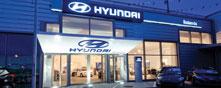 Bolands Hyundai premises
