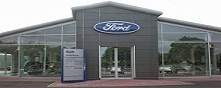 Kellehers of Macroom (Ford Dealer) premises