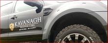 Kavanagh Prestige Cars premises