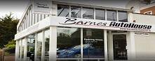 Barnes Autohouse premises
