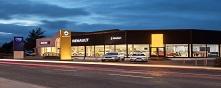 Windsor Galway Renault & Dacia premises