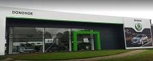 Donohoe Skoda premises