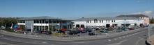 Sheils Motor Group Galway premises