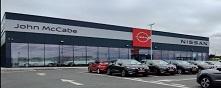 John McCabe Nissan Drogheda premises