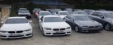 Paul O'Beirne Car Sales premises