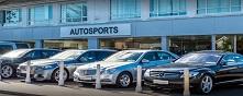 Autosports premises