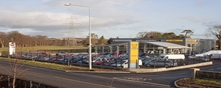 John Linnane Motors premises