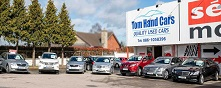 Tom Hand Cars premises