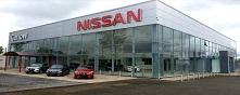 Carlow Nissan premises
