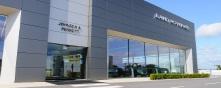 Johnson & Perrott Volvo premises