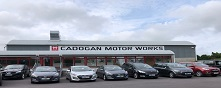 Cadogan Motor Works Limited premises