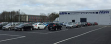 Charles Hurst Specialist Cars Ltd. premises