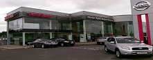 Donal Ryan Motor Group premises