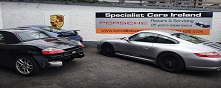 Specialist Cars premises