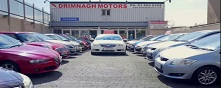 Drimnagh Motors premises