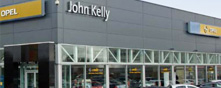 John Kelly Waterford premises