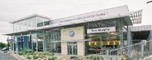 Tom Murphy (Car Sales) Ltd. premises