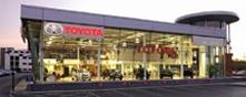 Denis Mahony Toyota (M50) premises