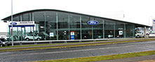 Airside Ford premises