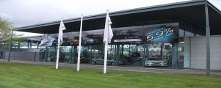 MSL Park Motors Mazda premises