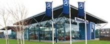 MSL Park Motors Mercedes-Benz premises