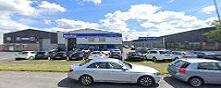 Coby Motor Company premises