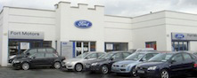 Fort Motors Walkinstown premises