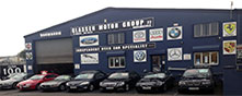 Glassen Motor Group premises