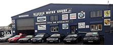 Glassen Motor Group premises