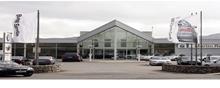 Martin Reilly Motors premises