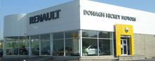 Donagh Hickey Motors premises