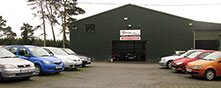 Olympic Cars Ltd premises