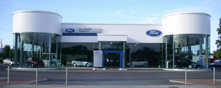 Dan Dooley Ford Centre premises